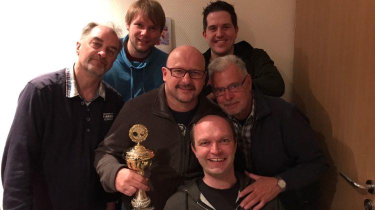 TSG Harsewinkel souveräner TT-Pokalgewinner!