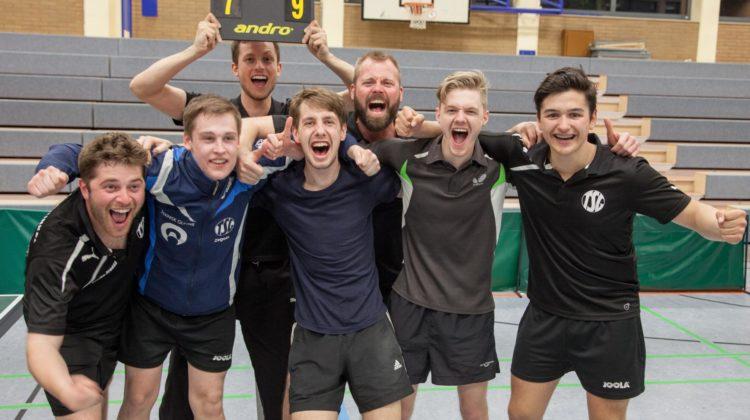 Aufstieg in die Verbandsliga perfekt