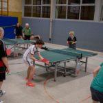 Tischtennis Doppeljux Turnier 2017