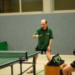 Bilder vom Tischtennis Spiel der zweiten Herren Kreisklasse im TT-Kreis Wiedenbrück zwischen TSG Harsewinkel III und TSV Victoria Clarholz III am 21.01.2011 um 20 Uhr