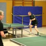 Bild vom Tischtennis Spiel der ersten Herren Kreisklasse zwischen TSG Harsewinkel II und TV Isselhorst III am 21.01.2011