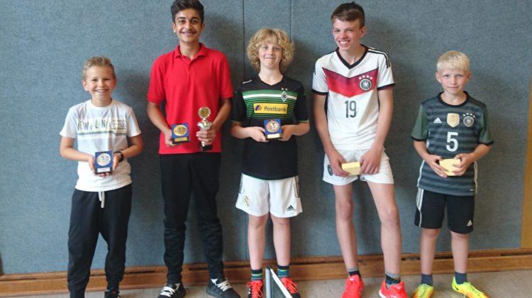 Tischtennis Vereinsmeisterschaften 2018